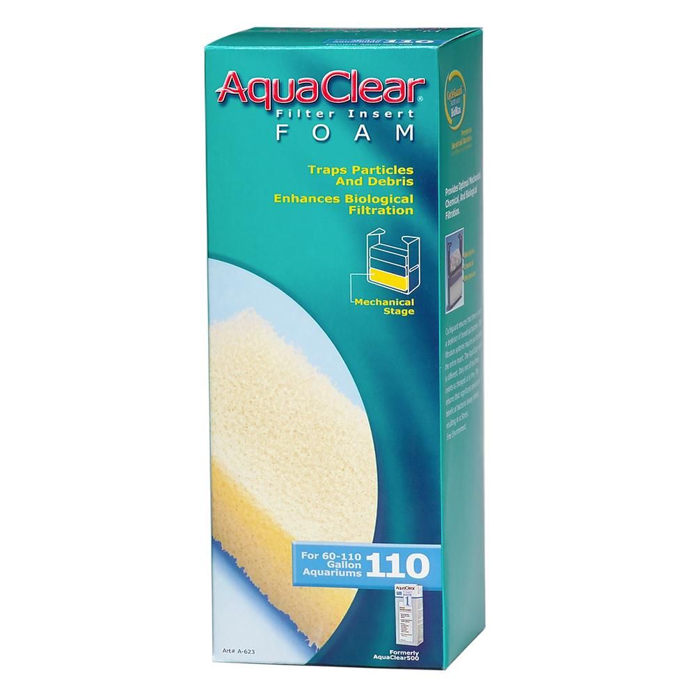 AquaClear 110 Foam Aquarium Filter Insert