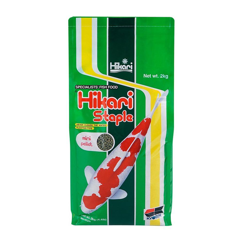 Hikari Staple Mini Pond Fish Food 4-Lb.