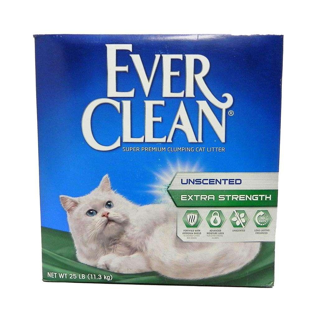 Ever Clean Cat Litter Extra Strength 25 lb