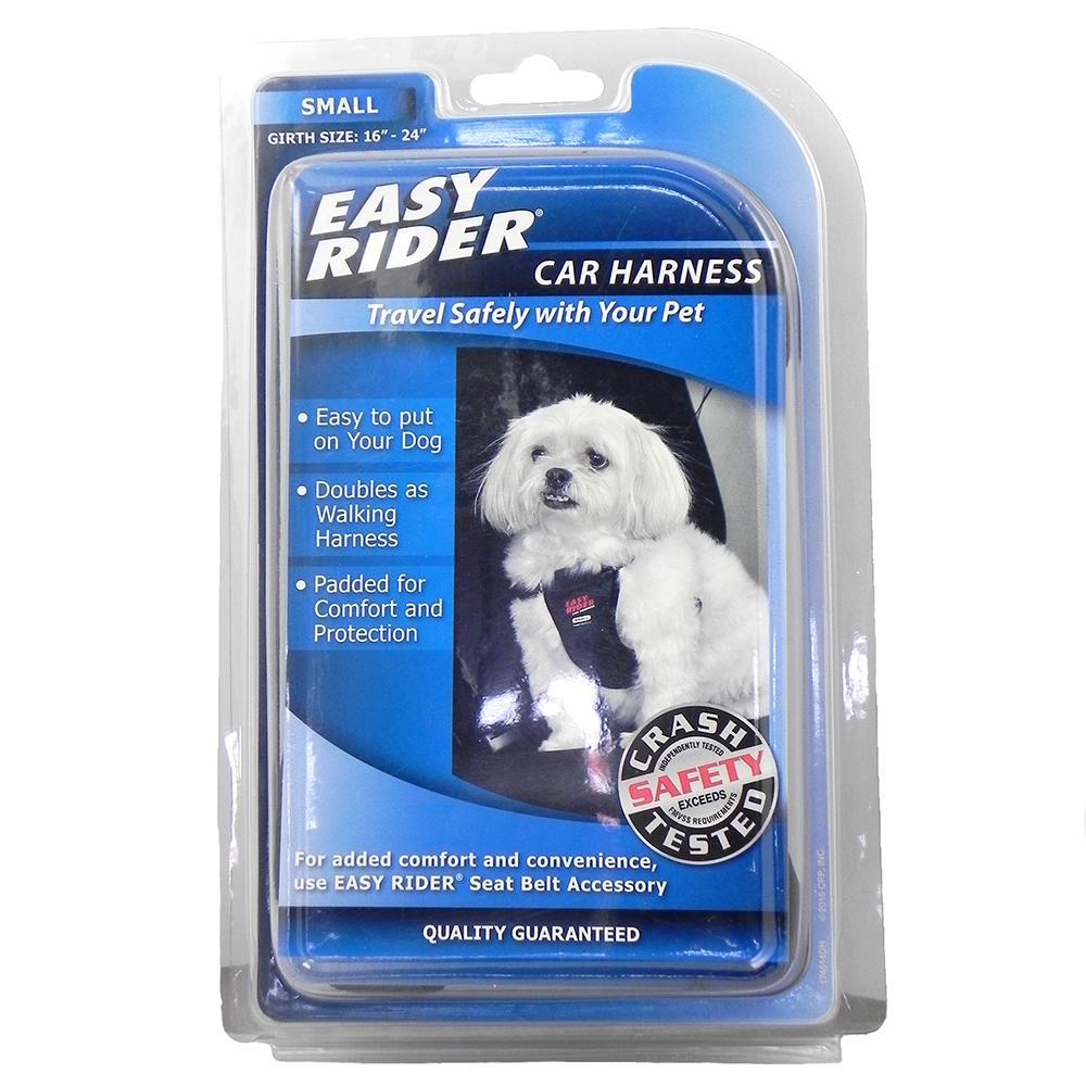 Easy Rider Dog Car Harness Small