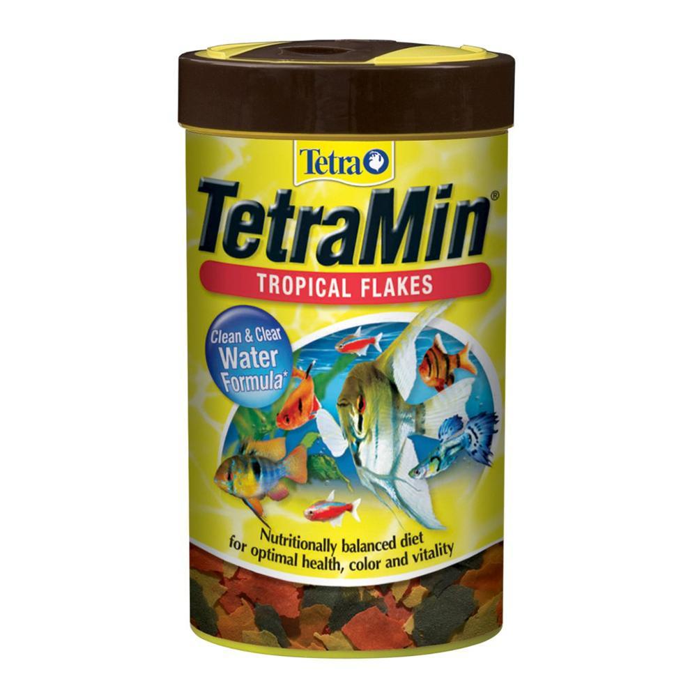 TetraMin Staple Tropical Fish Food 2.2 ounce