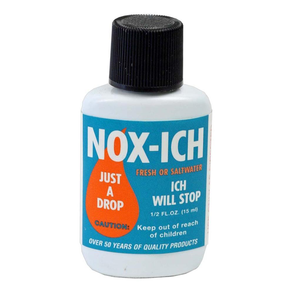 Nox Ich Malachite Green Aquarium Medication 4 dram