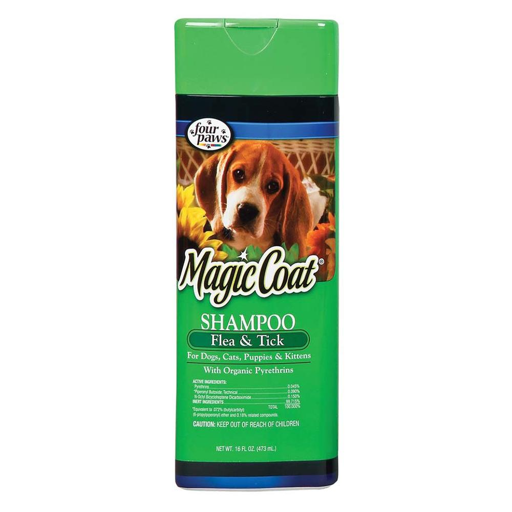 Magic Coat Flea and Tick Shampoo Dog