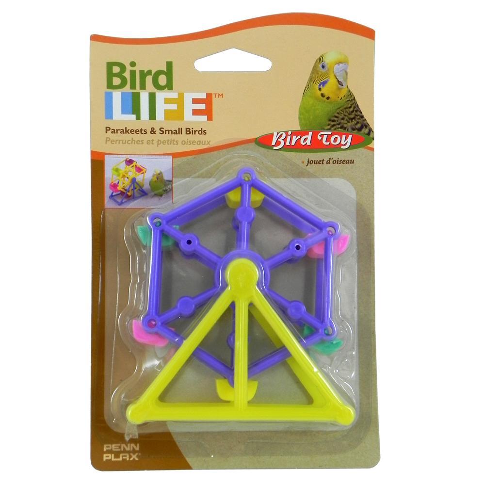 Penn Plax Ferris Wheel Bird Toy