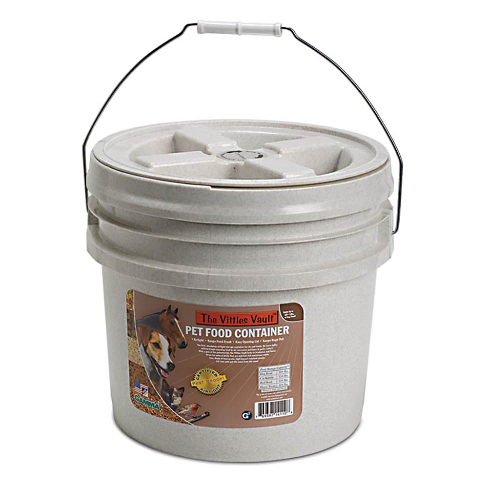Gamma Dog Food Container