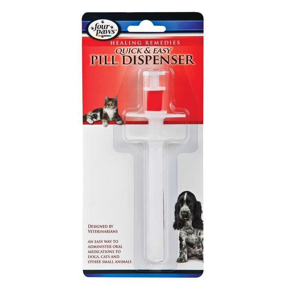 Quick/Easy Pet Pill Dispenser