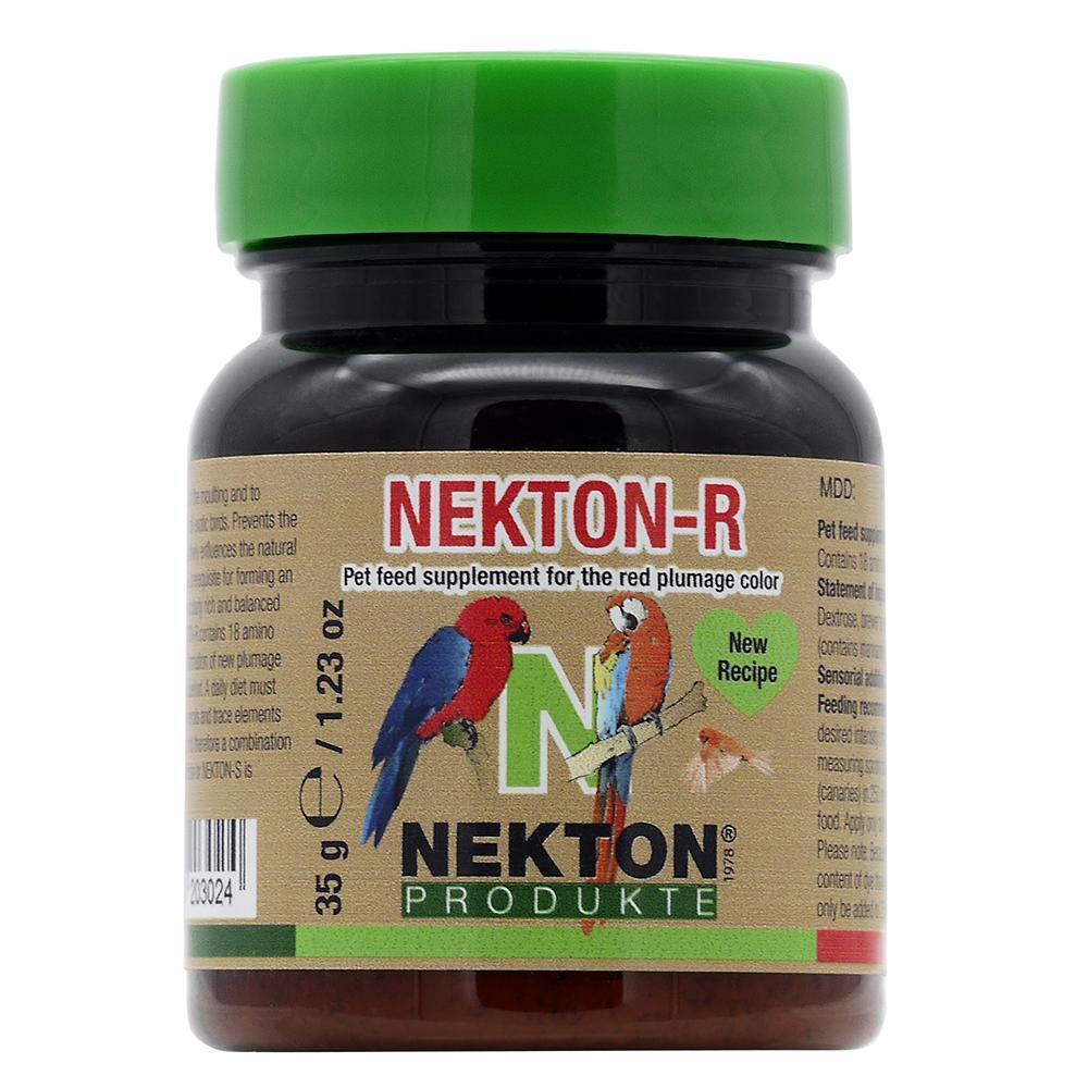 Nekton-R Enhances Red Color in Birds  35g (1.23oz)