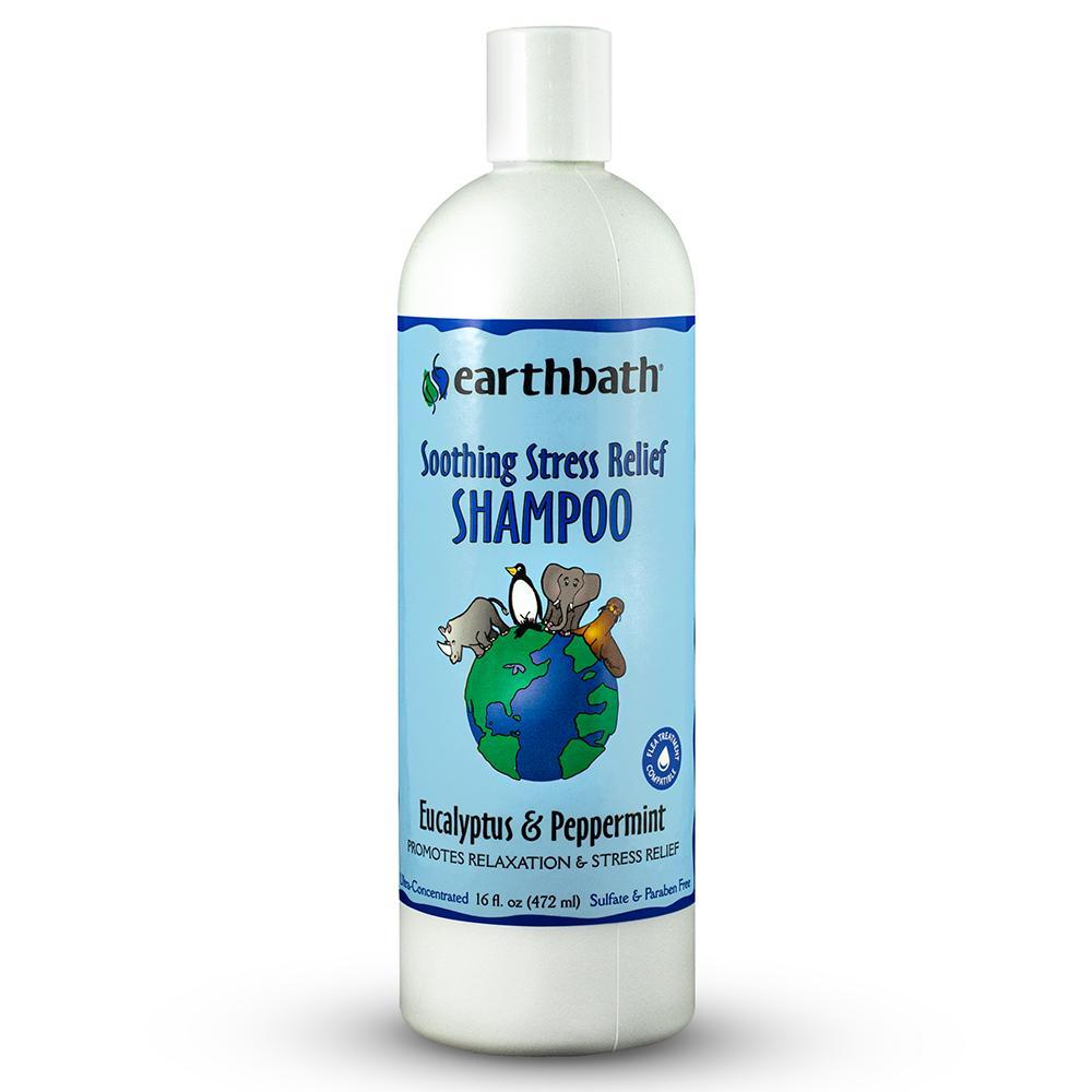 Earthbath Pet Shampoo Eucalyptus and Peppermint