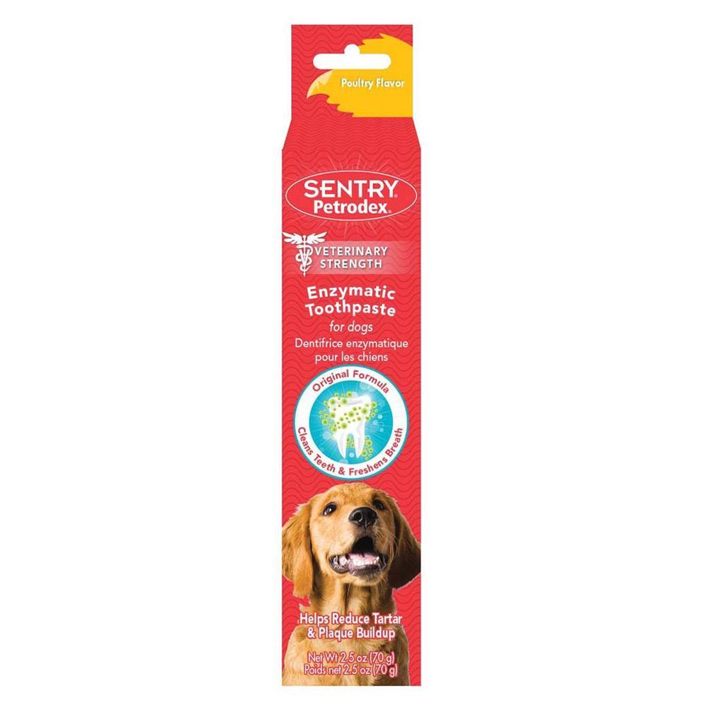 Petrodex Toothpaste Dog  2.5 ounce