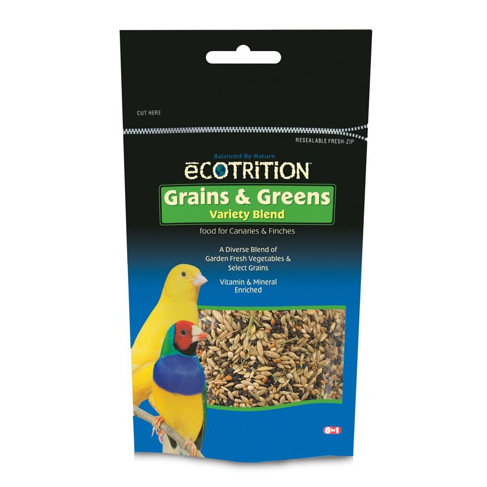 Ecotrition Canary/Finch Grains and Greens