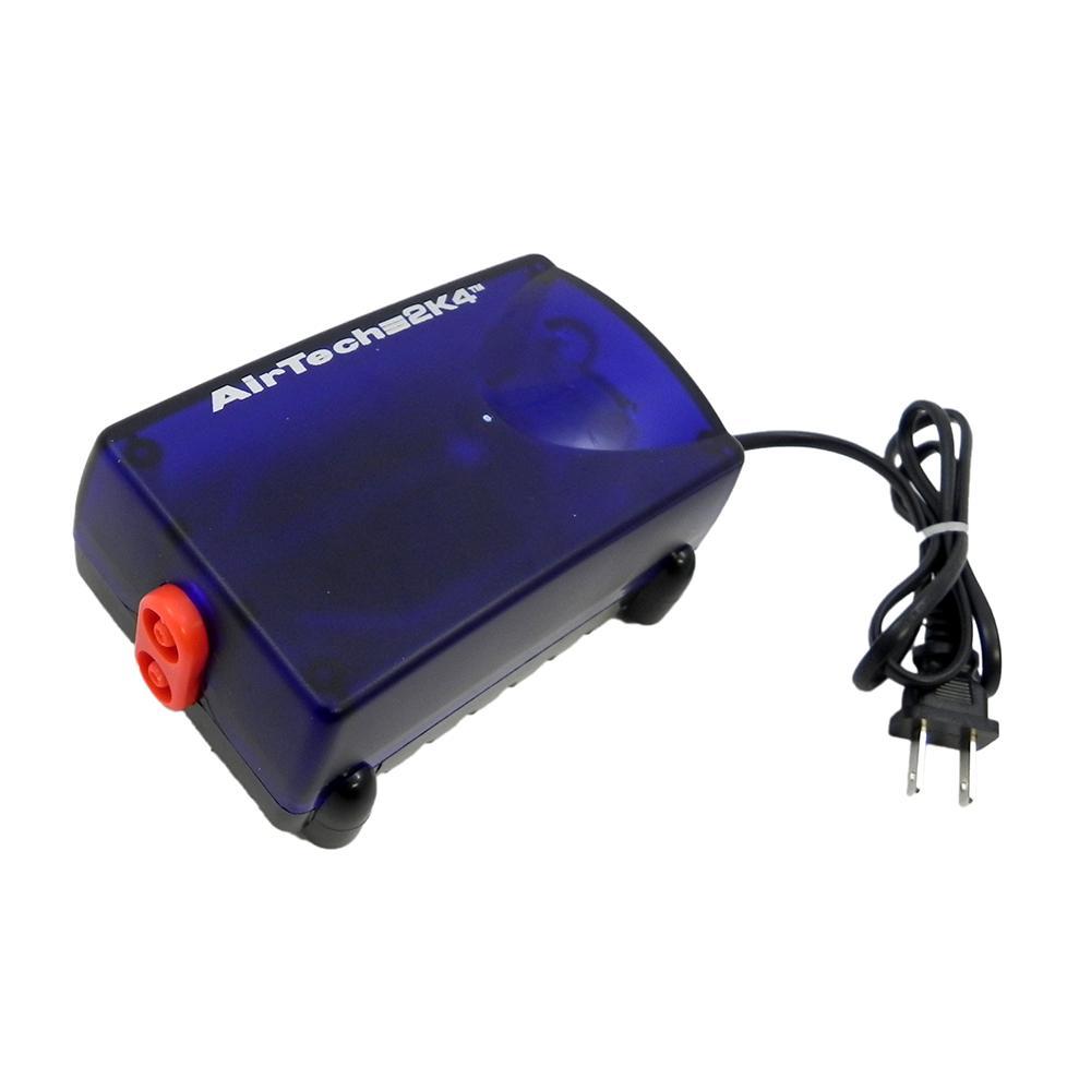 Penn Plax Aquarium Air Tech Air Pump 2K4