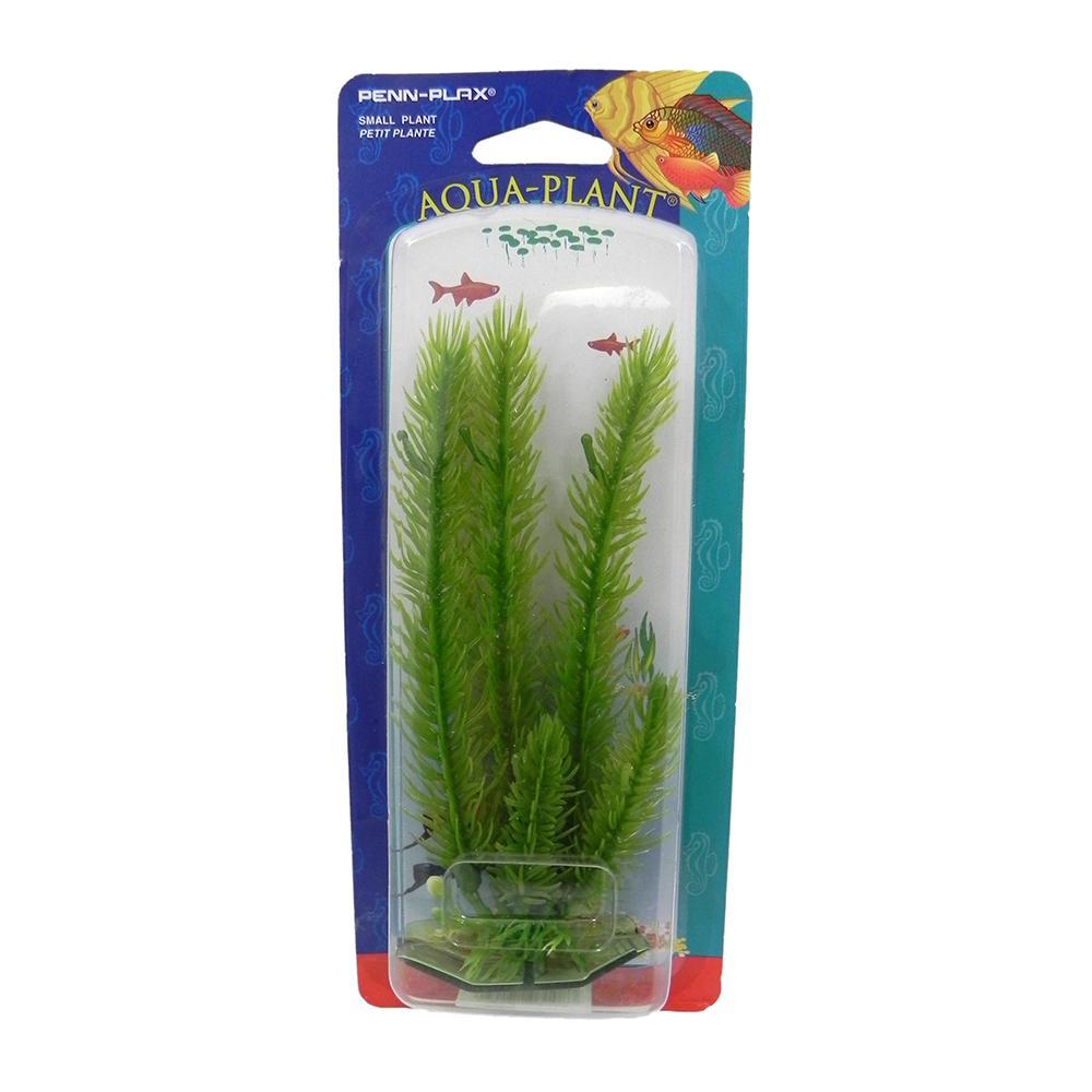 Club Moss Small Plastic Aquarium Plant