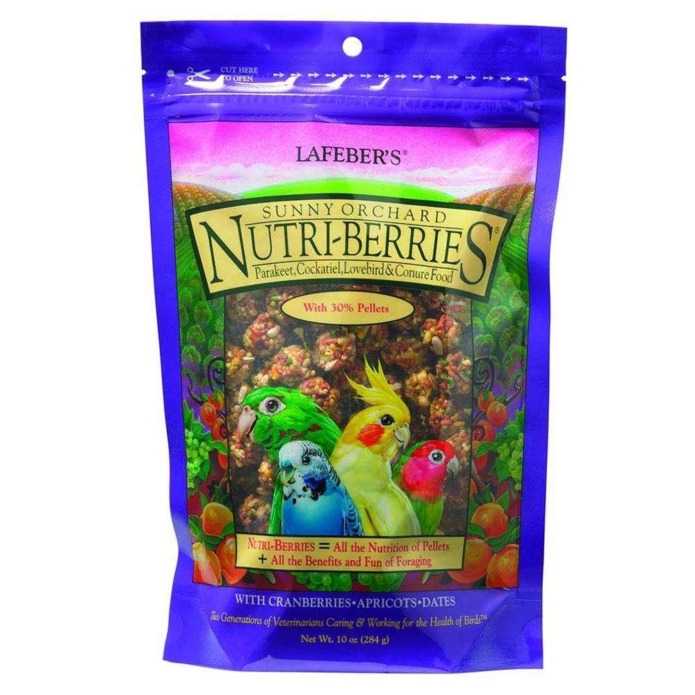 Lafeber NutriBerries Orchard Parakeet Food