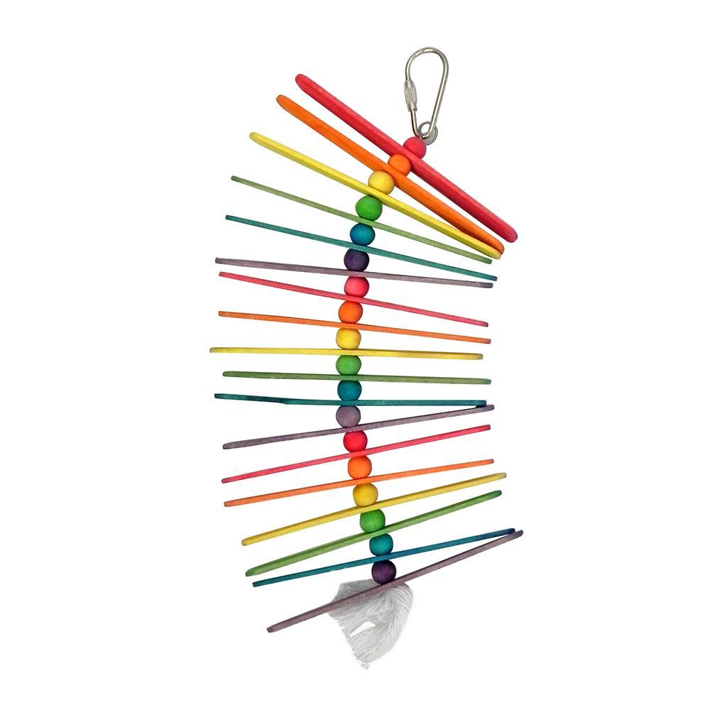 Sticks and Sticks Bird Toy