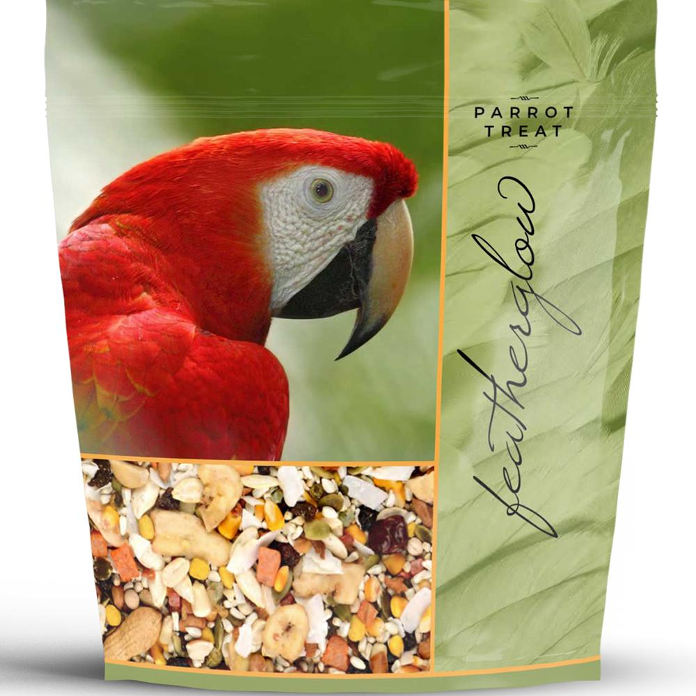 Volkman Feather Glow Parrot Treat 4 pounds