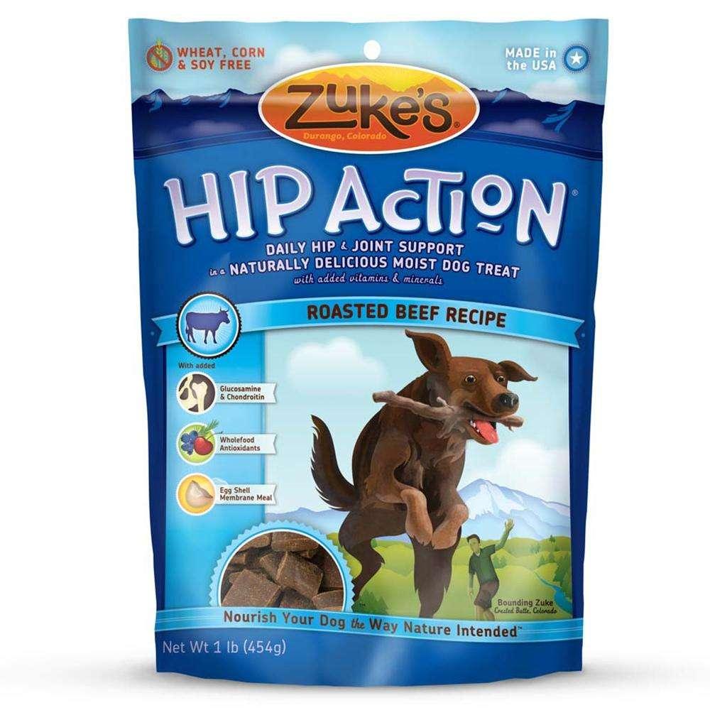Zuke's Hip Action 16 ounce Dog Treat