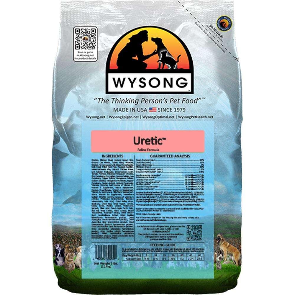 Wysong Feline Uretic Cat Food 5 lb