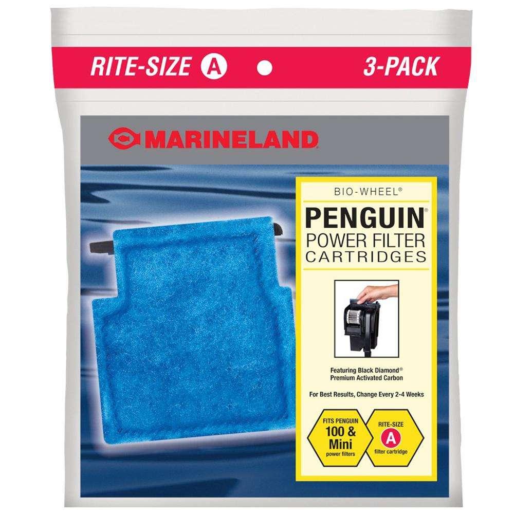 Rite Size Penguin Filter Cartridge A 3 pack Mini