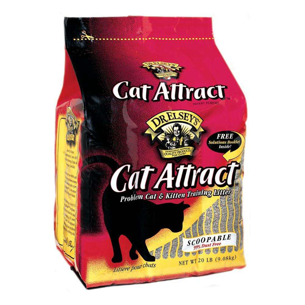 Dr. Elsey's Cat Attract Litter 20 lb