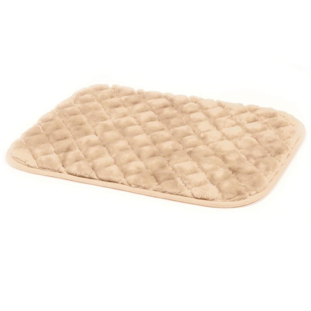 Snoozzy Dog Sleeper Natural 6000 Dog Crate Pad 49 x 30-inch
