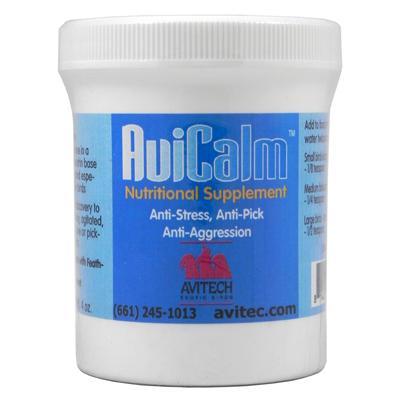 Avitech AviCalm Calming Supplement 4 ounce