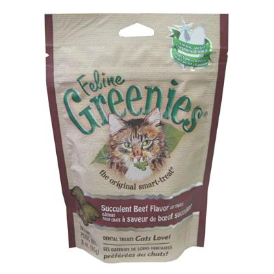 Greenies Feline Beef 2.5 oz. For Cats