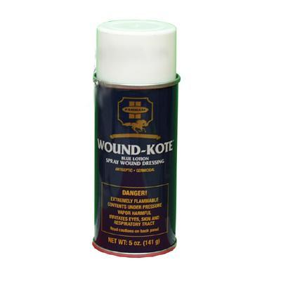 Farnam Wound-Kote Blue Lotion Spray For Dogs and Horses