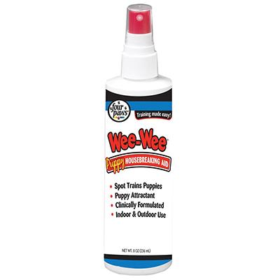 Puppy Housebreaking Aid 8 oz Pump Spray