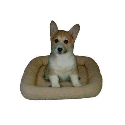 K9 Kozy Keeper Cat or Dog Sleeper Bed 17x12 Cocoa
