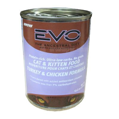 Evo Canned Cat Food Large each