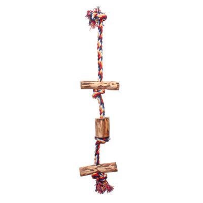 ParroTopia Climbing Rope Lg Bird Toy