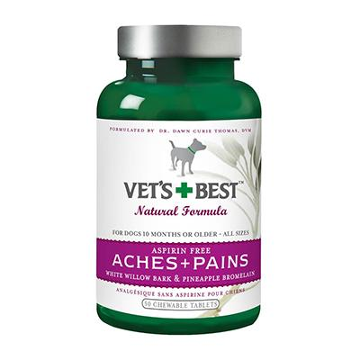 Vets Best Pet Aspirin Free Aches & Pains Formula Click for larger image