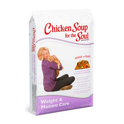 Chicken Soup for the Cat Lovers Soul Light 13.5 Lb