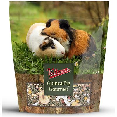 Volkman Guinea Pig Gourmet Food 4 Lb Click for larger image