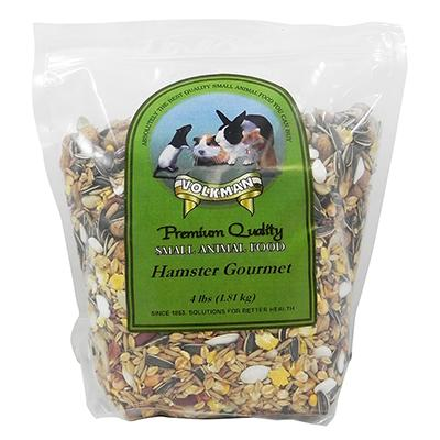Volkman Gourmet Hamster Mix 4 Lb Click for larger image