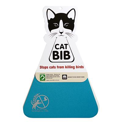 CatBib WildBird Saver Teal Small