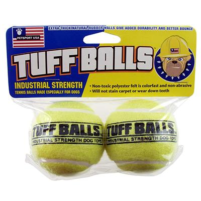 Tuff Balls Industrial Strength 2 Pack