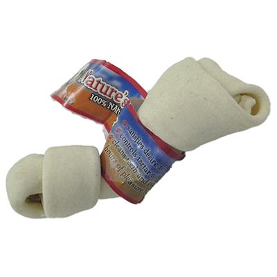 Bulk Rawhide Bones 3-4 inch Knotted Dog Chews