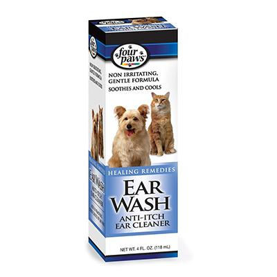 Four Paws Dog and Cat Ear Wash