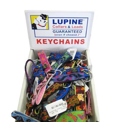 Key Chain Lupine Assorted Click for larger image