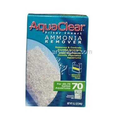 AquaClear 70 Ammonia Remover Aquarium Filter Insert