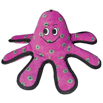 Tuffy's Lil Oscar Octopus Dog Toy Click for larger image