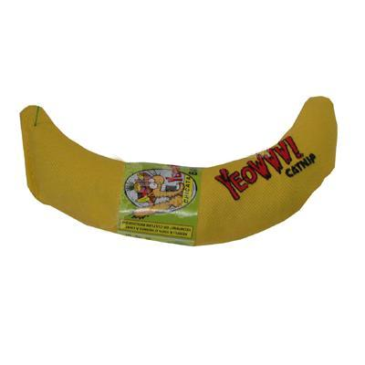 Yeowww! Catnip Banana Cat Toy Click for larger image