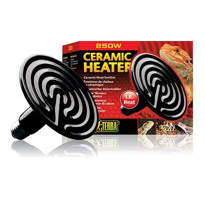 Exo Terra Ceramic Terrarium Heat Bulb 250 Watt