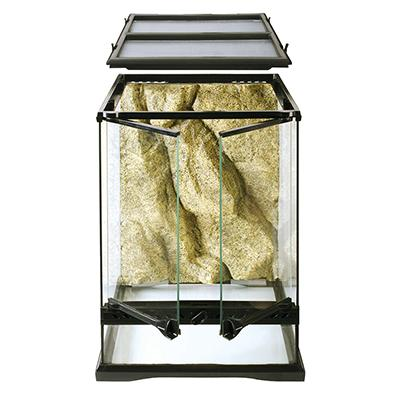 Exo Terra All-Glass Terrarium 12x12x18
