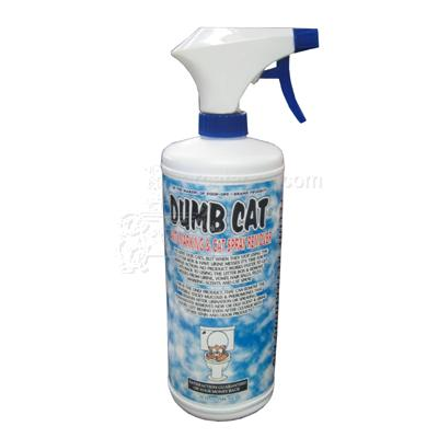 Dumb Cat Anti-Marking & Cat Spray Remover 32oz