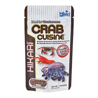 Hikari Tropical Crab Cusine Crustacean Food Click for larger image