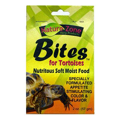Nature Zone Melon Flavored Tortoise Total Bites 2 oz
