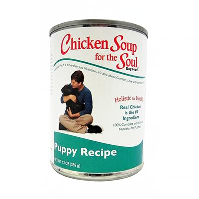 Chicken Soup for the Puppy Lovers Soul Cans Each