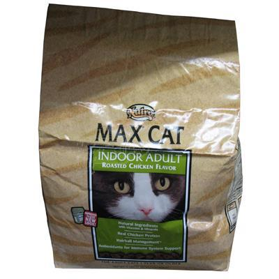 Nutro Max Cat Food Indoor Adult 3 lb